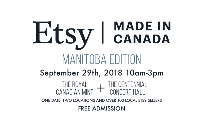 Support Local Business and Win Market Bucks with Etsy Manitoba