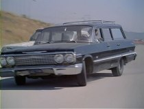 Adventures in station wagons