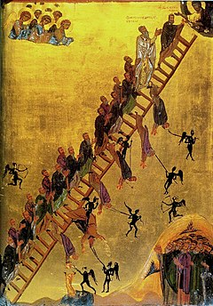 The_Ladder_of_Divine_Ascent_Monastery_of_St_Catherine_Sinai_12th_century - Copy