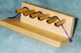 Tension Box for Weaving