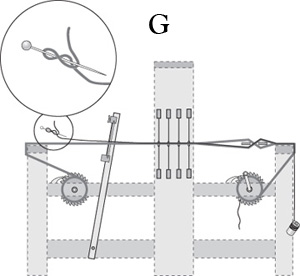 Weaving Error Repair G