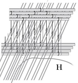 Weaving Error Repair H