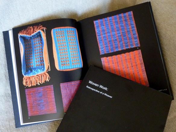 Peggy Osterkamp - Woven Work: Retrospective of a Weaver