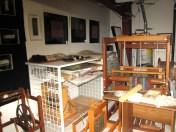 Peggy Osterkamp's Weaving Studio