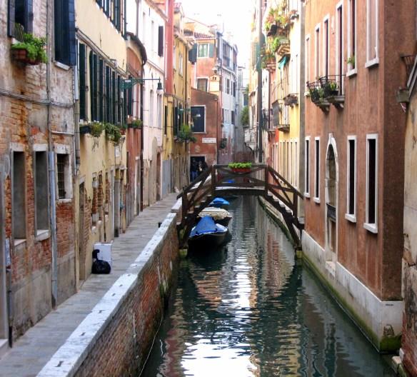 Textile Archive in Venice 1
