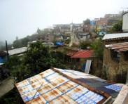 8.2 houses on hillside