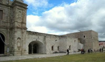 9.11 cloister to church