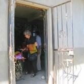 Doorway to shop