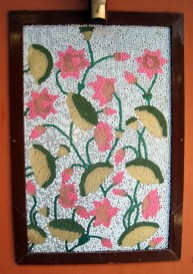 03.3 lily pads as wall art