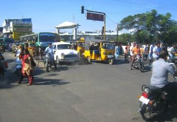 16.1 traffic scene