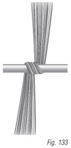 Beam with a dowel