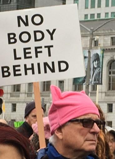No Body left Behind