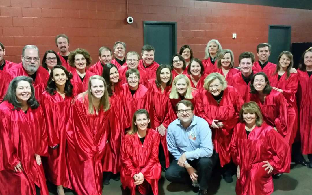 What I Learned from Singing Backup for Barry Manilow