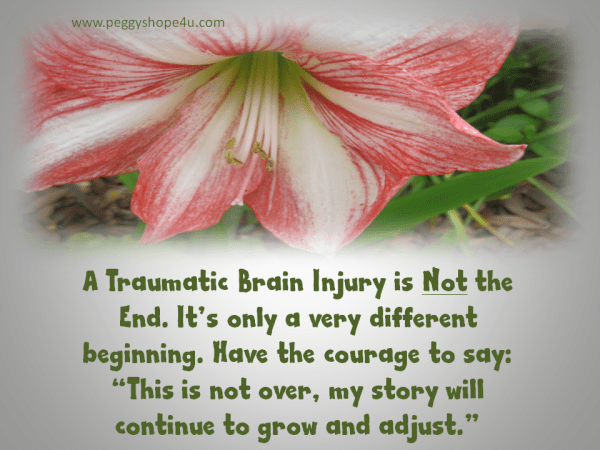 After a TBI, you can retrain your brain.