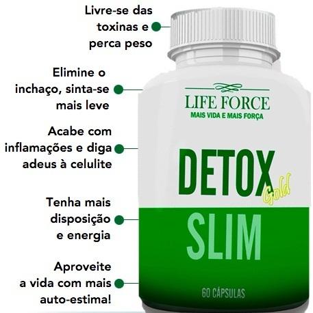 Detox Slim Life Force