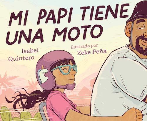 """Mi papi tiene una moto"""
