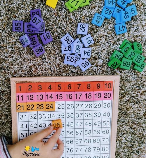 actividades y juegos para aprender a sumar