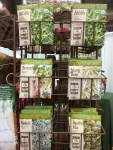 Lake Valley Seed packages of sprouts