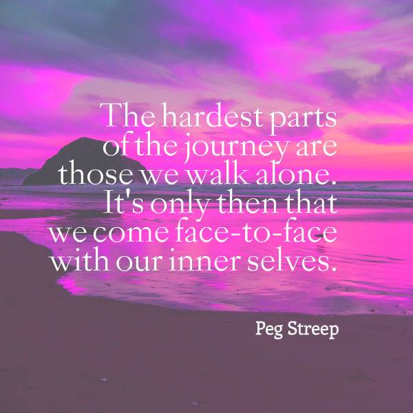 Hardest part of the journey