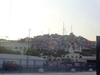 Cerro Santa Ana, em Guayaquil.