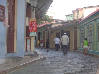 Las Peñas, em Guayaquil!