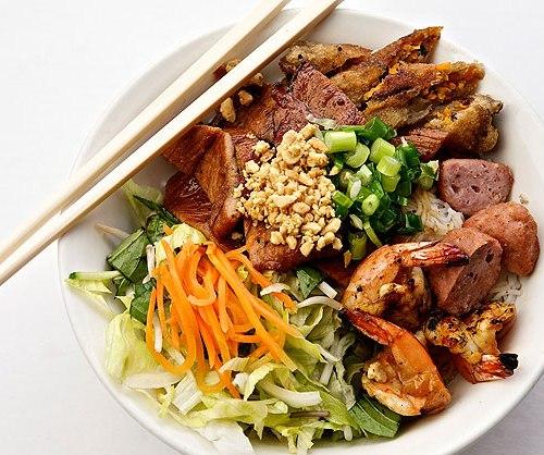 Pork balls by Viva Vietnamese Restaurant