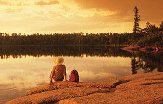 Whiteshell Provincial Park, courtesy Travel Manitoba