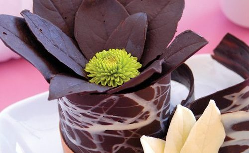 Chocolate Marquis by Pastry Chef Doug Krahn of The Gates on Roblin