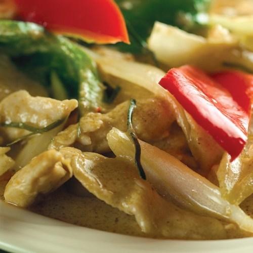 Panang Curry by Chef/Owner Tsai Lin of Bangkok Thai