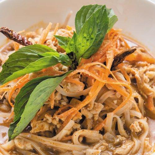 Mee Kha Tee by Chef Toui Savangsengouthay, Bangkok Thai