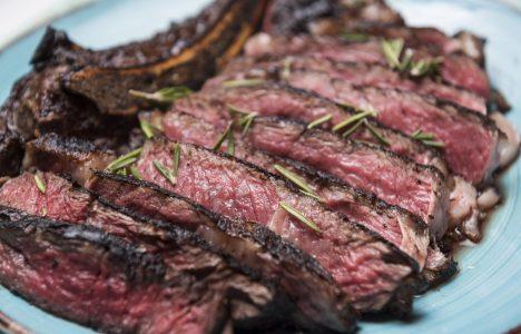 Rib Steak - Carne