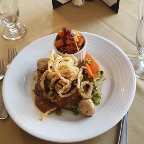 Allen Menu - Cauliflower Steak