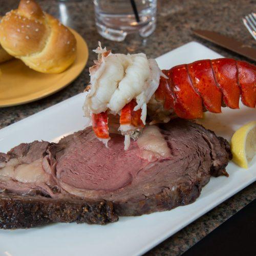 Mango's Restaurant Meat + Lobster
