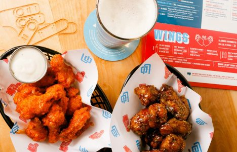 Underdogs Wings - Pub Food