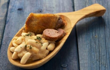 Peasant Cookery - French Dish