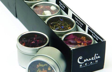 Cornelia Bean Tea Box
