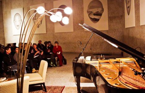 Cluster Festival - The WAG - Piano - Wanda Koop Art