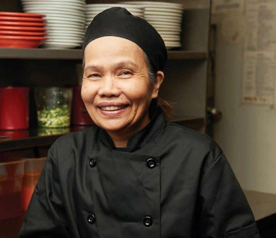 Chef Sumruoy Poomrat of Siam Thai