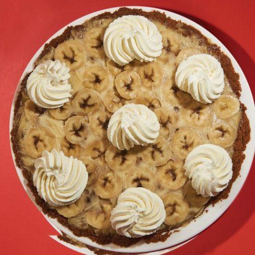 Banana Cream Pie The Oakwood