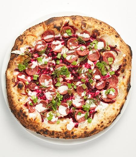 Menno pizza