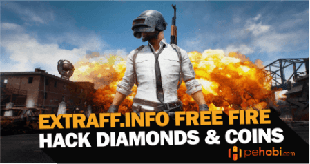 Extraff.info Free Fire Hack Diamond FF