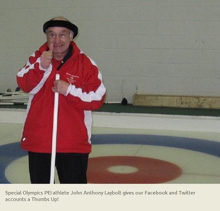 PEI curlers set for Special Olympics Winter Games