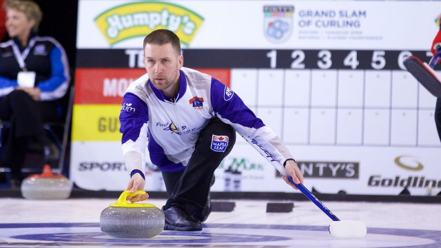 Gushue, with PEI native Gallant, tops Mouat to kick off inaugural Champions Cup (GSOC)