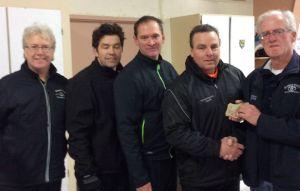 Gorveatt rink wins Island Petroleum Cashspiel at the Fox