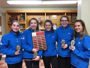 Mitchell Schut, Katie Shaw rinks win PEI U16 (updated with team pictures)