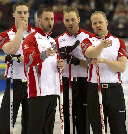 2017 Brier opens Sat. in St. John's. PEI in Pre-Qualifying round starting Thurs. eve. (Curling Canada)