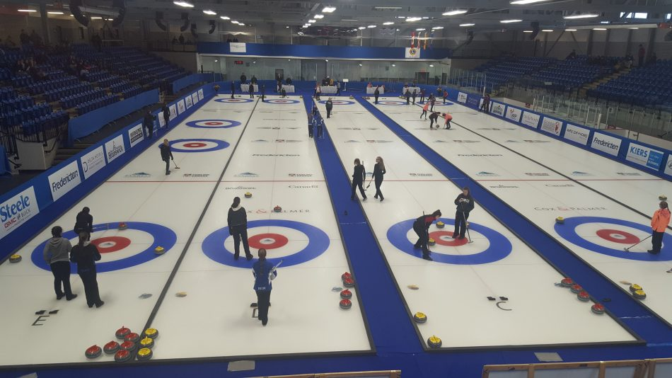 Island U16 teams doing well at Canada Games-age spiel on arena ice