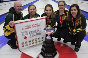 N. Ontario sweeps gold medals, Maritime teams take silver, at inaugural U18 Ch'ships (Curling Canada)