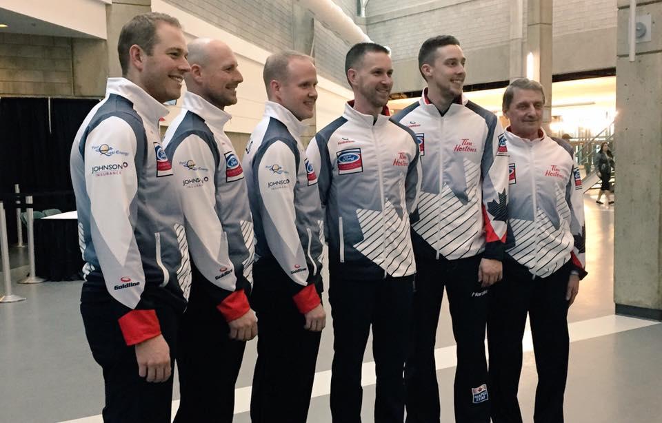 World Men's Curling Ch'ships @ Northlands Coliseum | Edmonton | Alberta | Canada