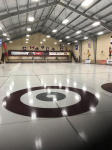 Charlottetown Curling Club receives Capital Works Grant from Joyce Myers Trust Fund
